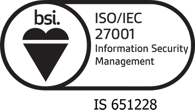 ISO/IEC 27001 Information Sedurity Management - IS 651228